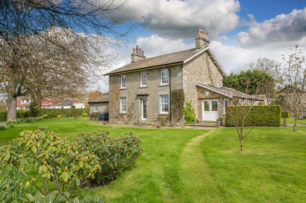 4 Bedrooms Detached House for sale in Hampson Green Farm, Hampson, Lancaster, Lancashire