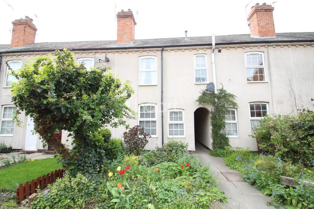 2 Bedrooms Terraced House for sale in Harrison Place, Lincoln
