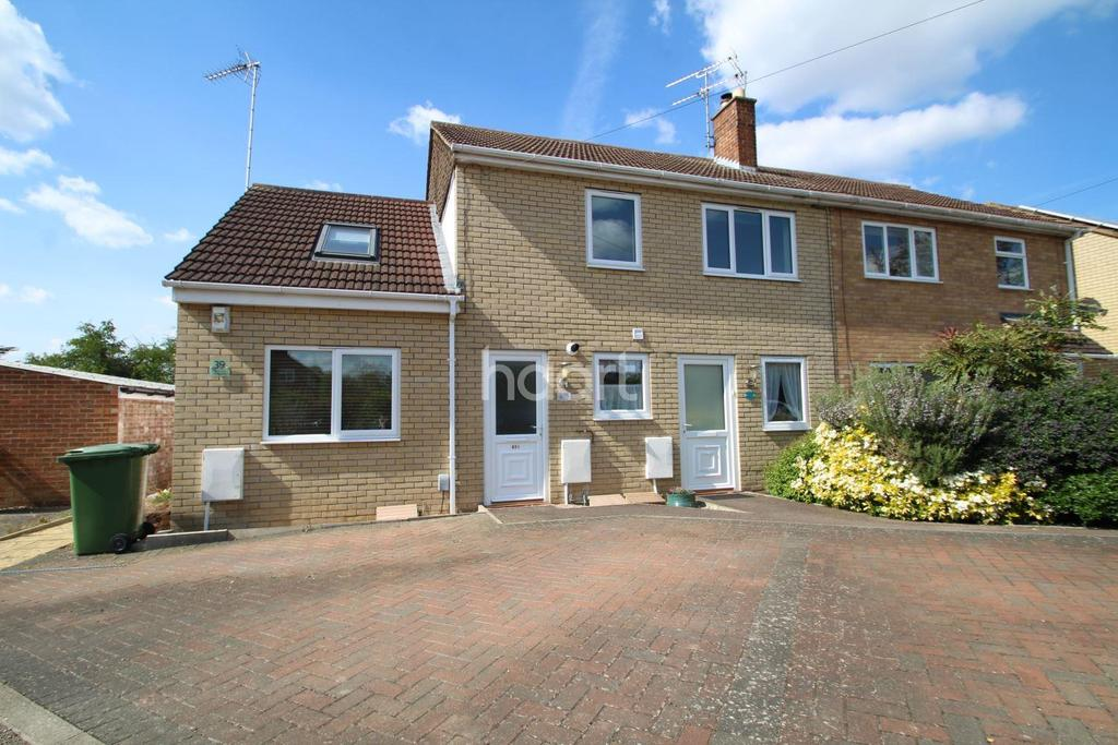 1 Bedroom Maisonette Flat for sale in Macaulay Avenue, Great Shelford, Cambridge