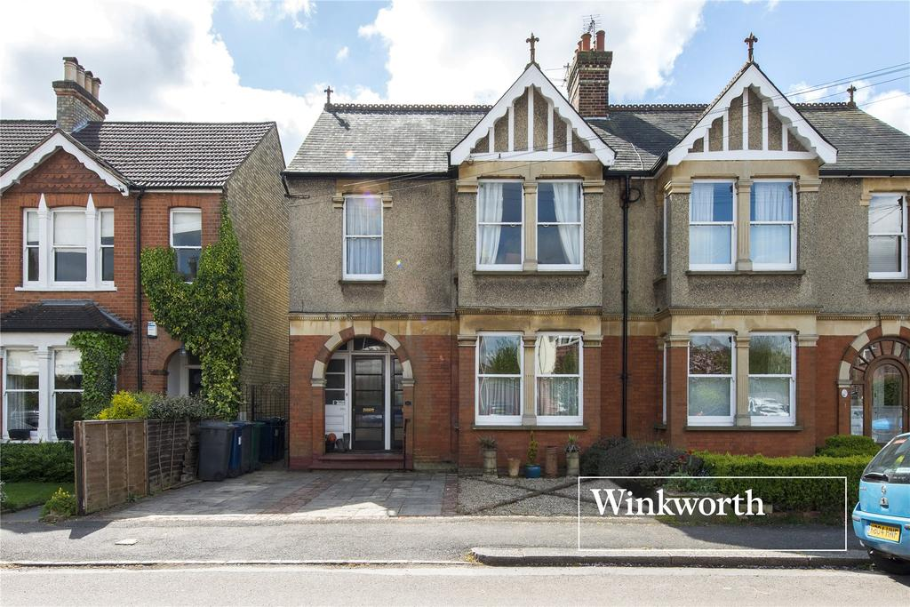 2 Bedrooms Flat for sale in Granville Road, High Barnet, Herts, EN5