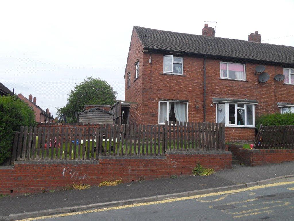 3 Bedrooms Semi Detached House for sale in Hazel Avenue, Dewsbury, West Yorkshire, WF12