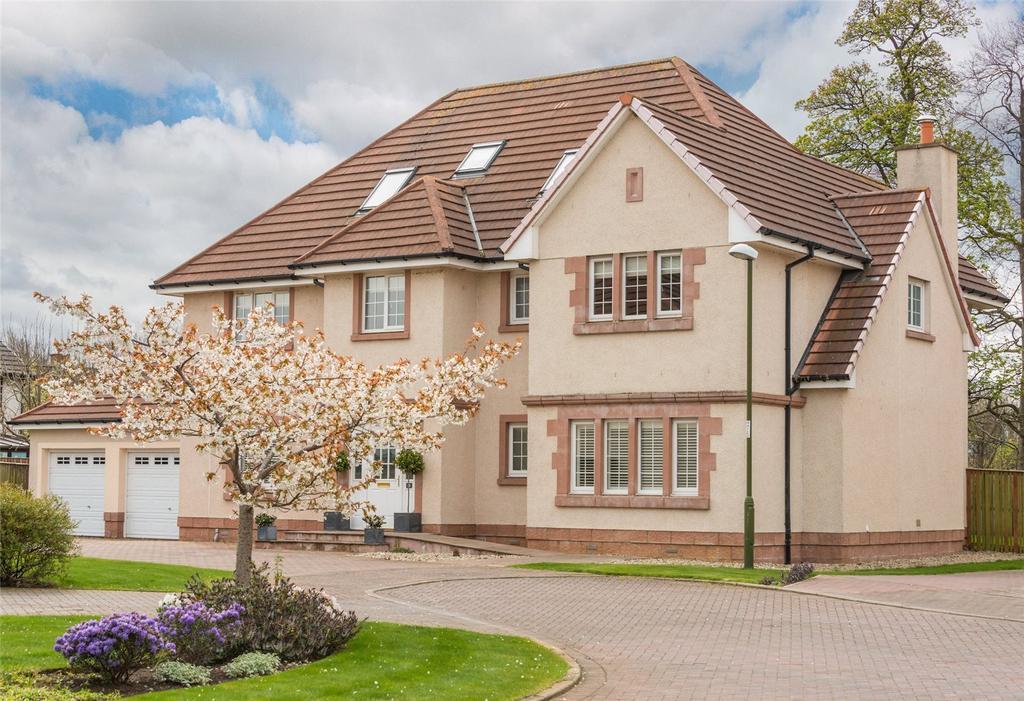 6 Bedrooms Detached House for sale in Alderston Gardens, Haddington, East Lothian