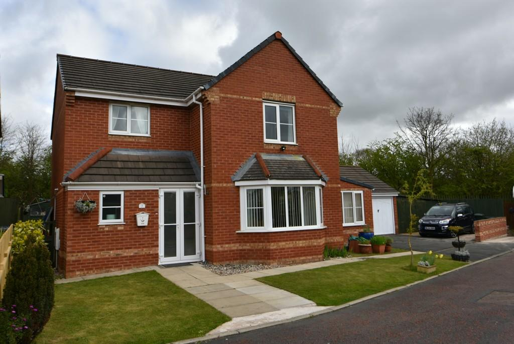 5 Bedrooms Detached House for sale in Wellington Close, Skelmersdale