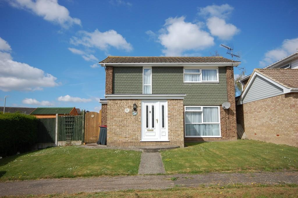3 Bedrooms Detached House for sale in Halford Close, Broomfield, Herne Bay