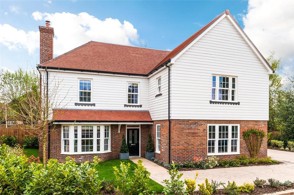5 Bedrooms Detached House for sale in Basted Lane, Crouch, Nr Sevenokas, Kent
