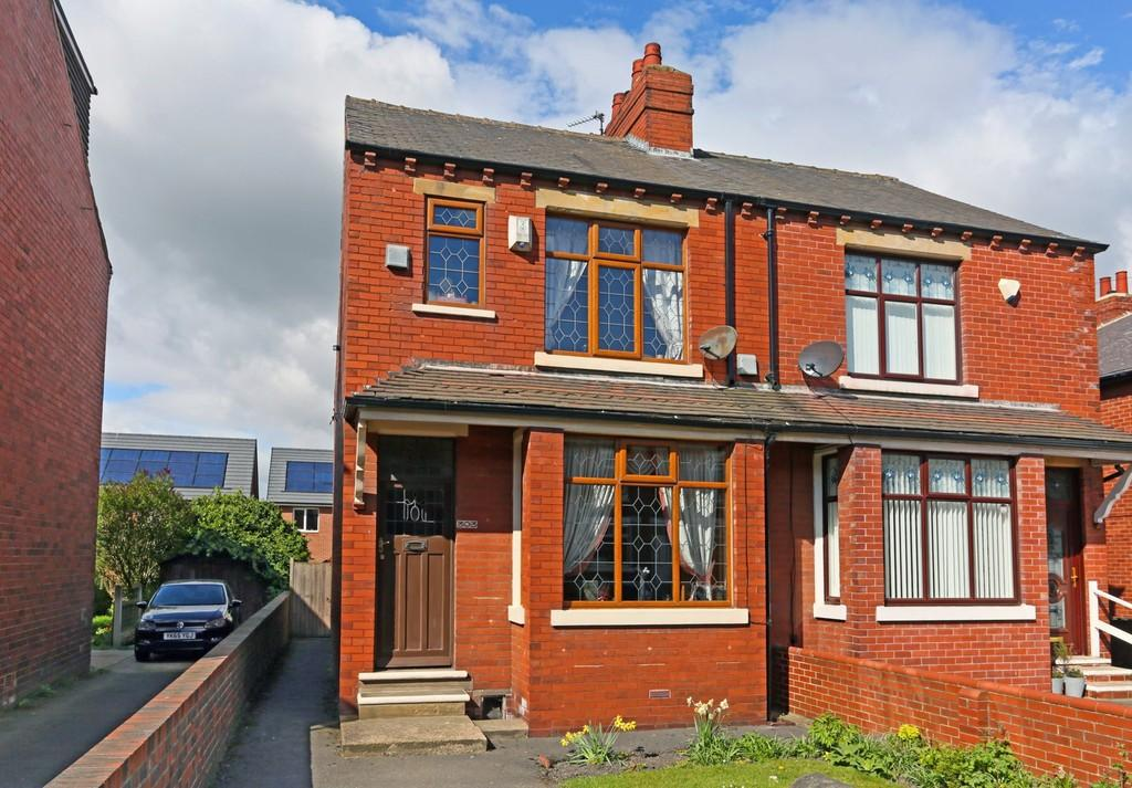 3 Bedrooms Semi Detached House for sale in Leeds Road, Newton Hill