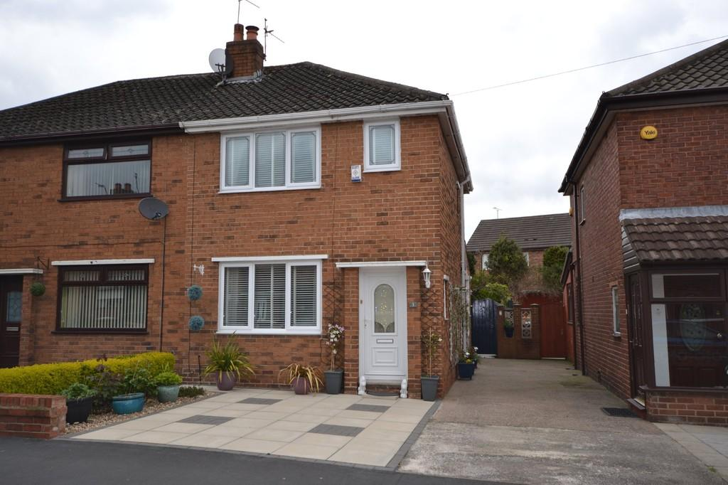 3 Bedrooms Semi Detached House for sale in Poplar Road, Haydock, St. Helens