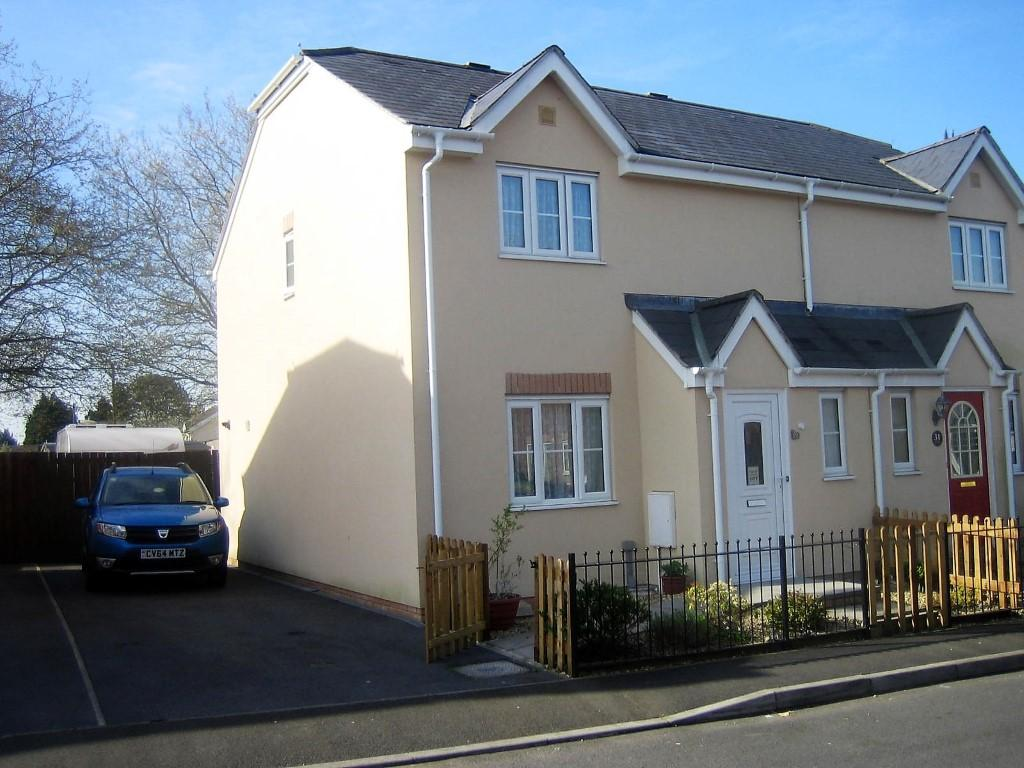 3 Bedrooms Semi Detached House for sale in Ffordd Cambria, Pontarddulais