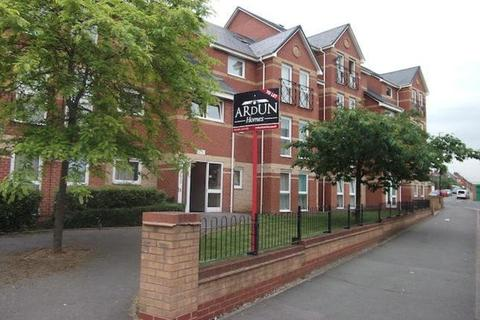 2 bedroom flat to rent - Thackhall St