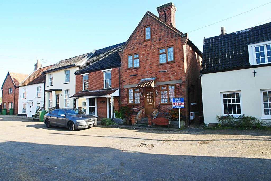 5 Bedrooms End Of Terrace House for sale in Market Street, East Harling