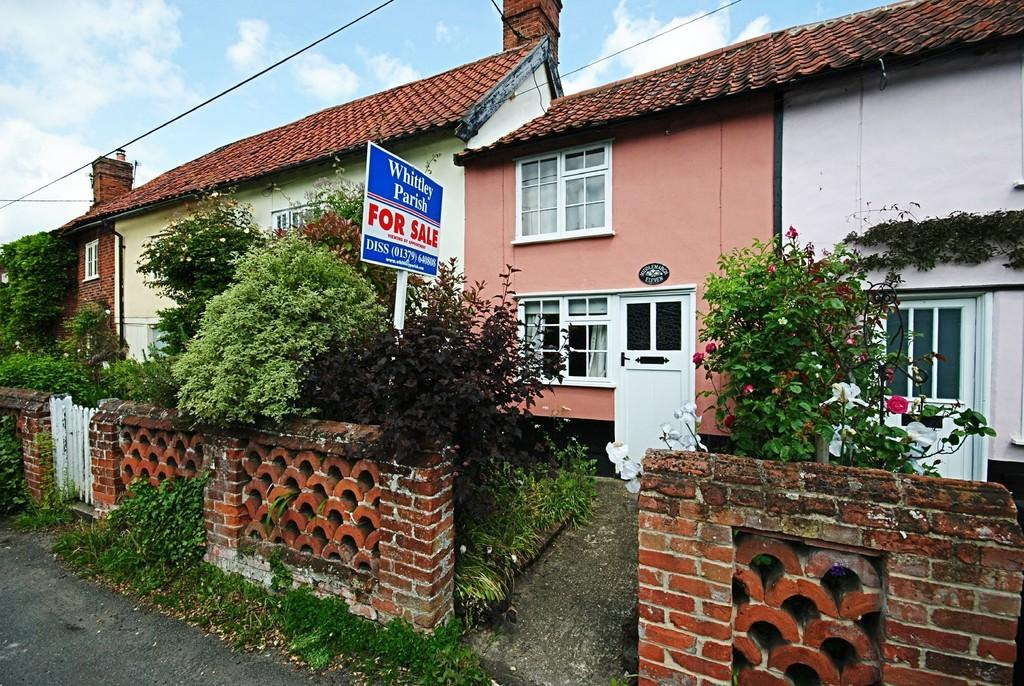 2 Bedrooms Cottage House for sale in Cross Street, Hoxne