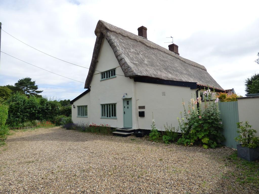 3 Bedrooms Cottage House for sale in Colegate End Road, Pulham Market