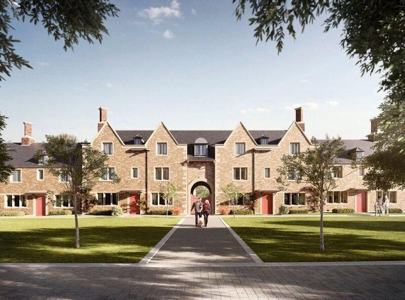 5 Bedrooms Terraced House for sale in Plot 5, Duchy Field, Station Road, Bletchingdon, Oxfordshire, OX5