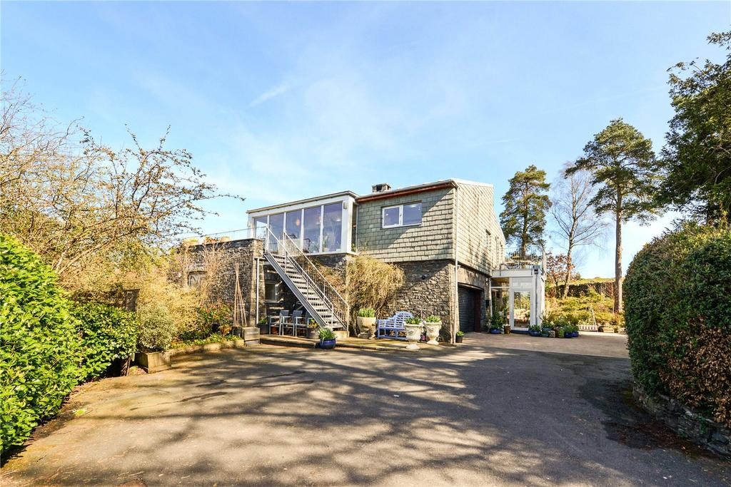 4 Bedrooms Detached House for sale in Black Beck Wood, Windermere, Cumbria, LA23
