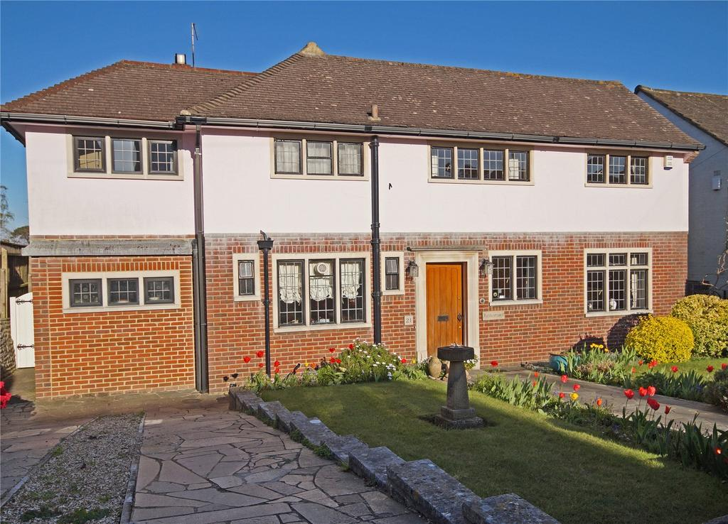 3 Bedrooms Detached House for sale in Blake Hill Crescent, Lower Parkstone, Poole, Dorset, BH14