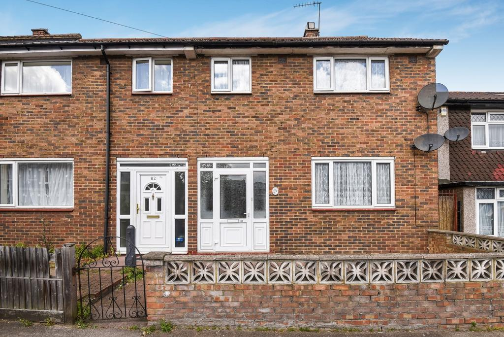 3 Bedrooms End Of Terrace House for sale in Crofton Park Road London SE4