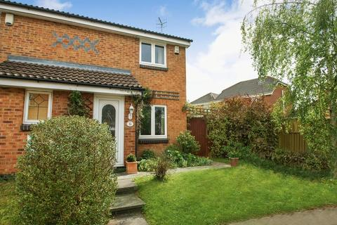 2 bedroom semi-detached house for sale - Honeysuckle Grove, Cinderhill