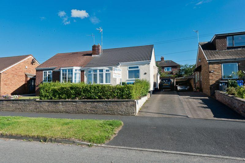 3 Bedrooms Semi Detached Bungalow for sale in Picow Farm Road, Runcorn