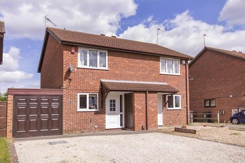 2 bedroom semi-detached house for sale - JESSOP DRIVE, STENSON FIELDS