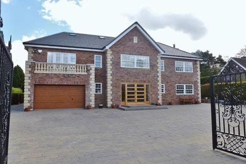 5 bedroom detached house for sale - Edge Hill, Darras Hall