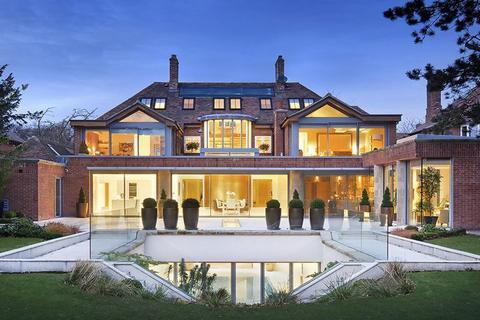 6 bedroom detached house for sale - Jesmond