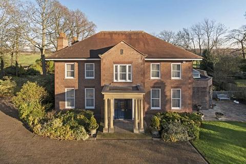 4 bedroom detached house for sale - Ashlea, Middle Drive, Woolsington