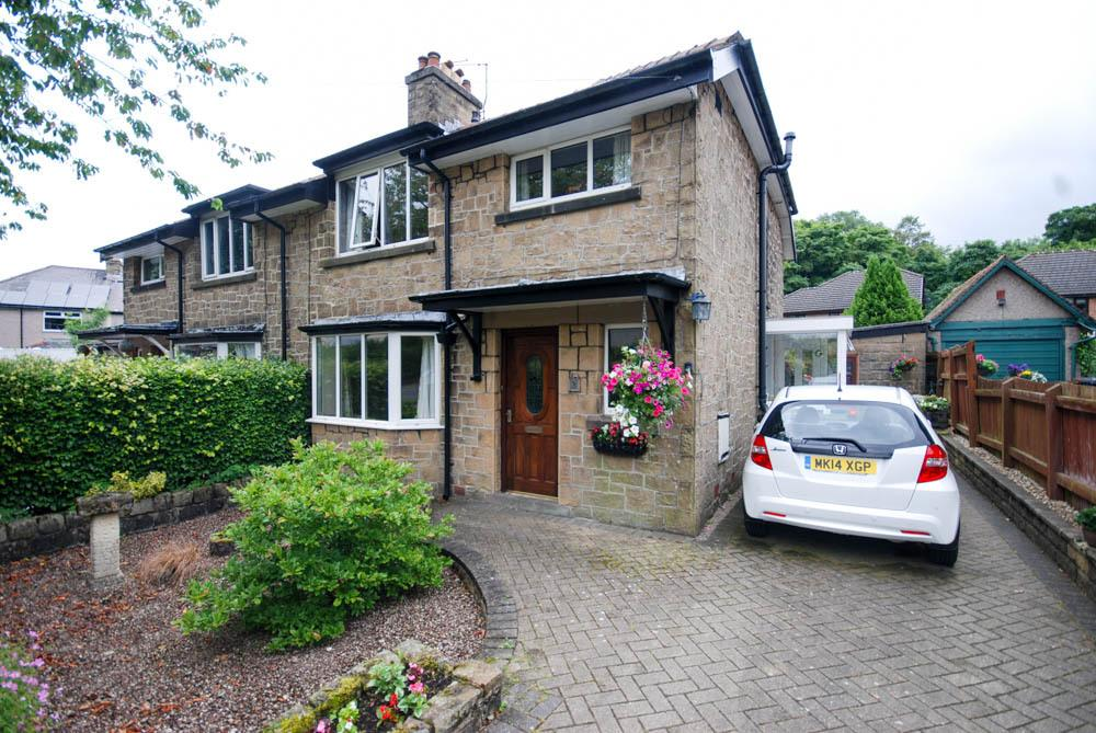 3 Bedrooms Semi Detached House for sale in Mosley Road, Buxton