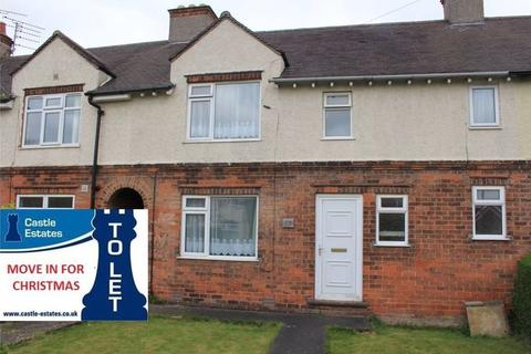 4 bedroom terraced house to rent - Dartmouth Street, Stafford, ST16 3TU