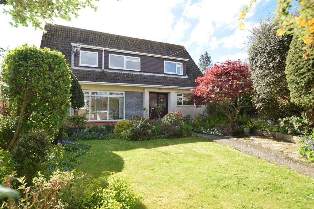 4 Bedrooms Detached House for sale in Woodlane, Falmouth