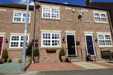 2 bedroom terraced house for sale - 27 Beckside North, BEVERLEY, East Yorkshire, HU17 0PR