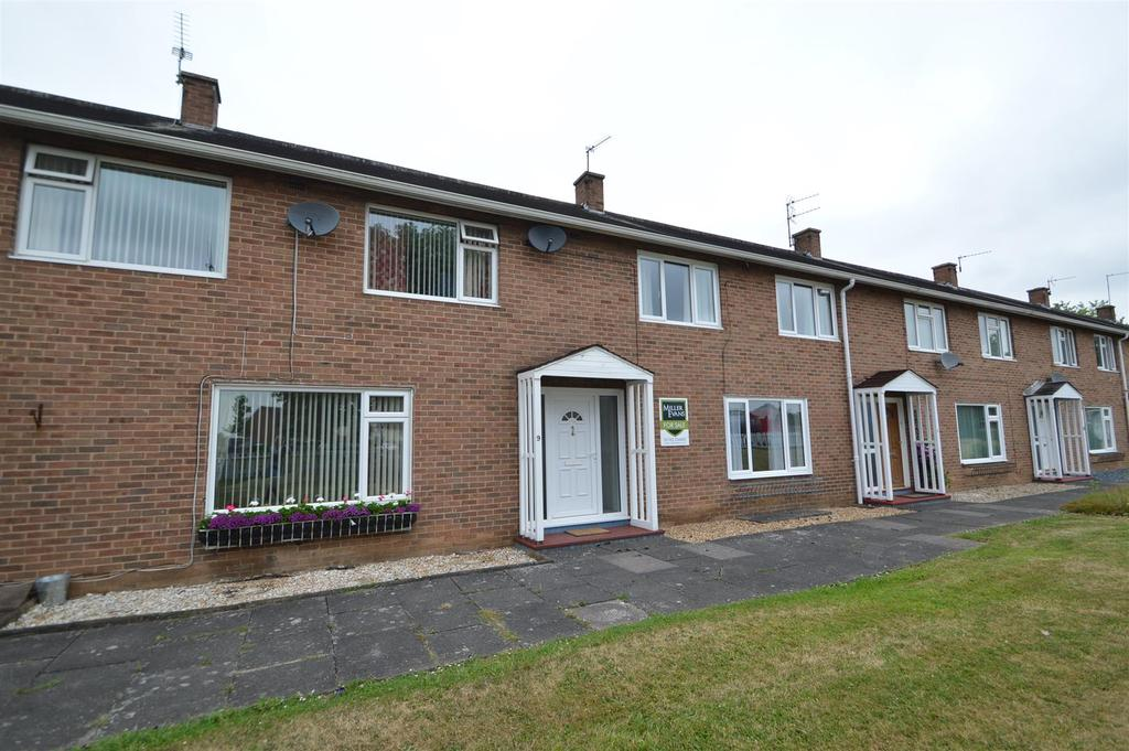 3 Bedrooms Terraced House for sale in 9 Whitchurch Road, Shrewsbury SY1 4DN