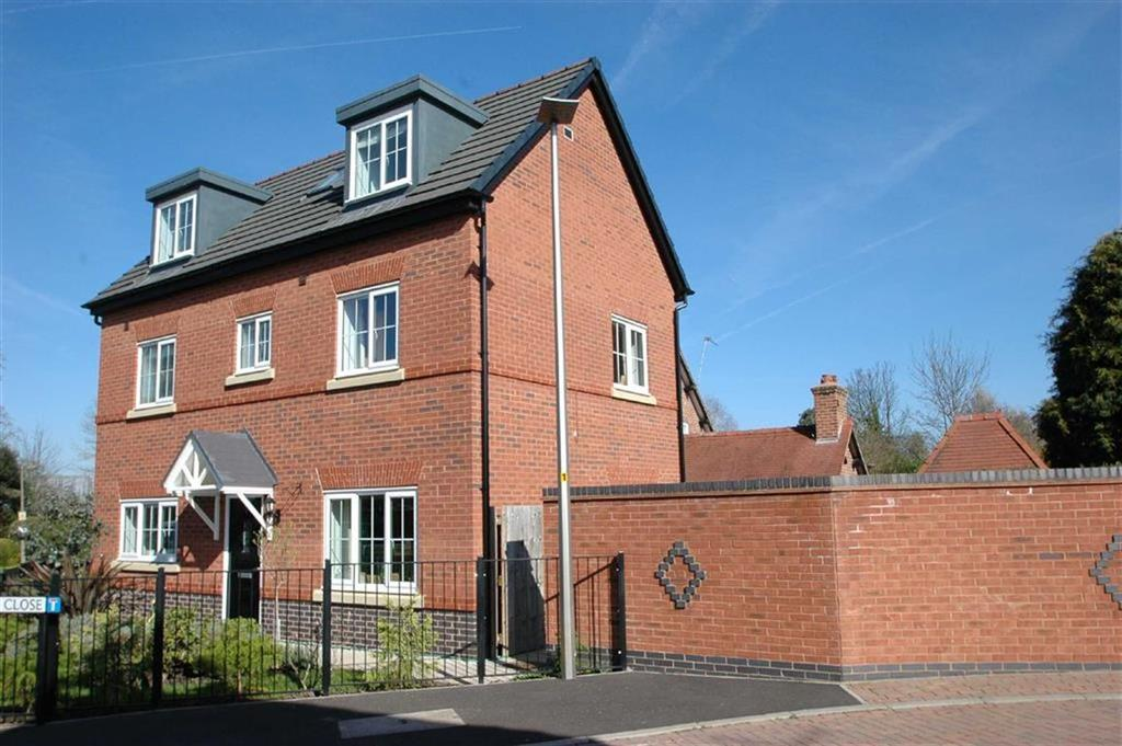 4 Bedrooms Detached House for sale in McFarlane Close, Upton, Chester