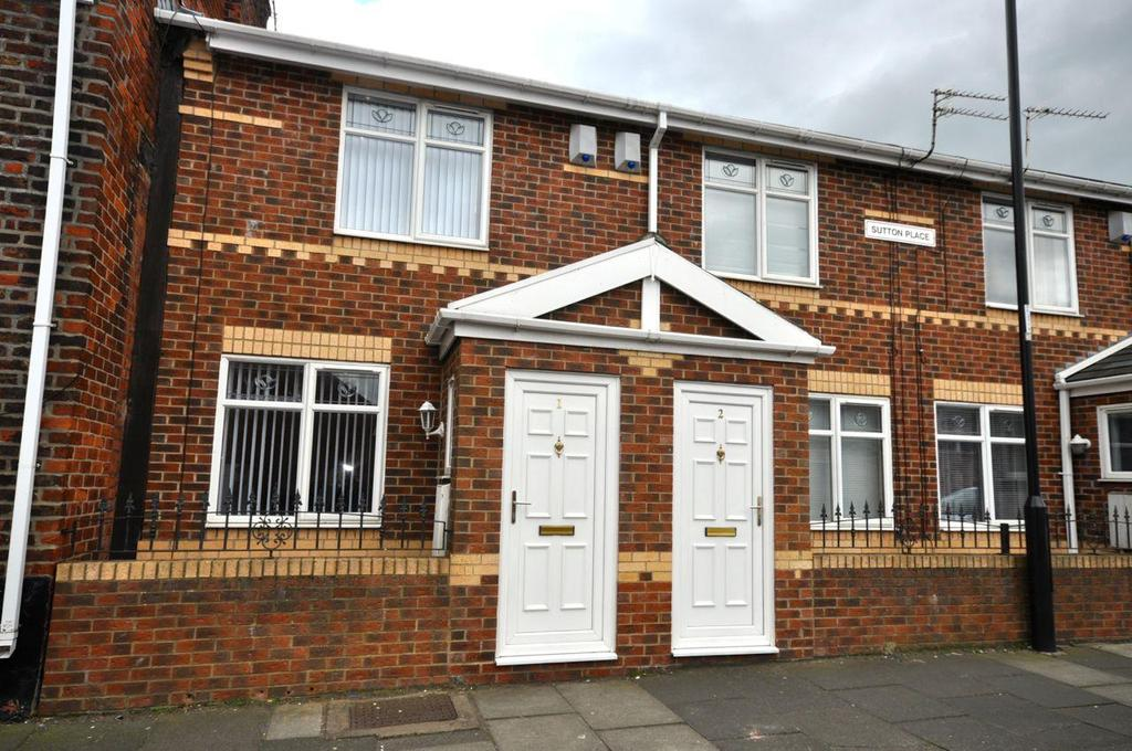 2 Bedrooms Terraced House for sale in Sutton Place, Midmoor Road, Sunderland