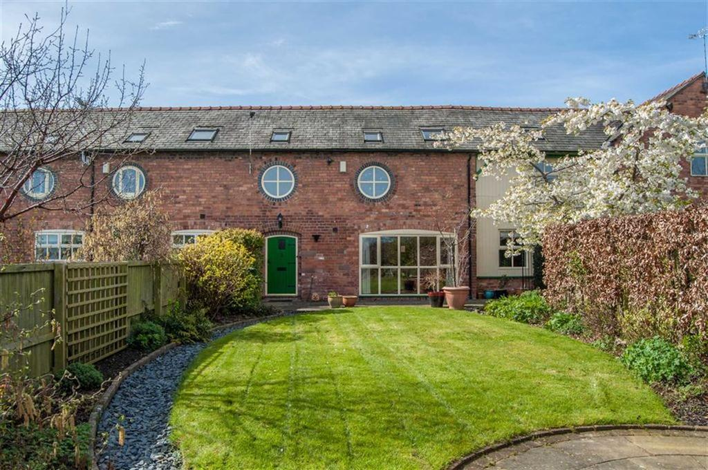 4 Bedrooms Barn Conversion Character Property for sale in Stringers Lane, Higher Kinnerton, Chester