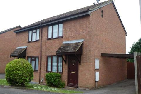 2 bedroom semi-detached house to rent - Bainbridge Road, Calcot