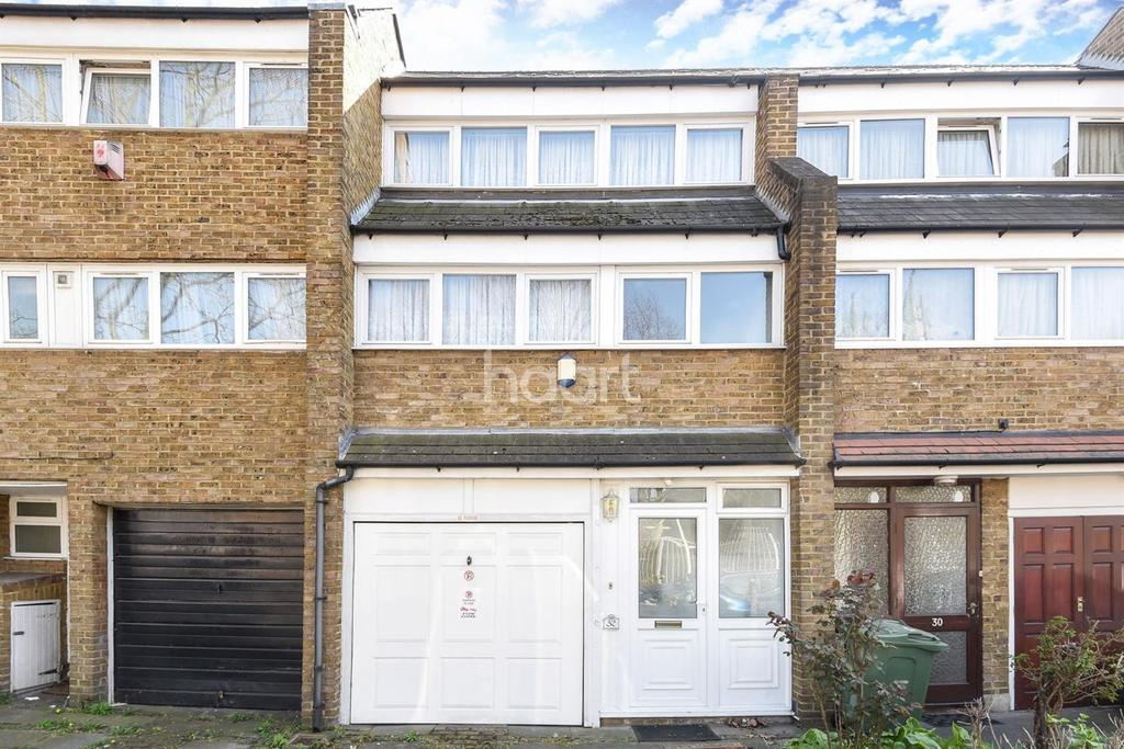 3 Bedrooms Terraced House for sale in Angell Park Gardens, Brixton, SW9