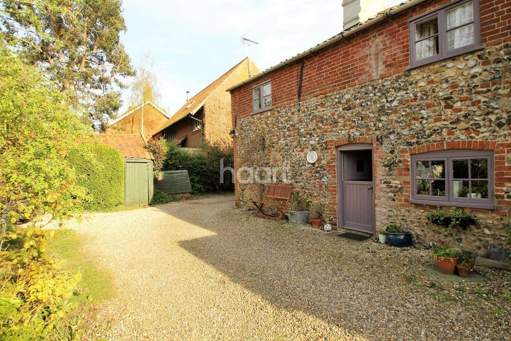 2 Bedrooms Cottage House for sale in Bawdeswell, NR20