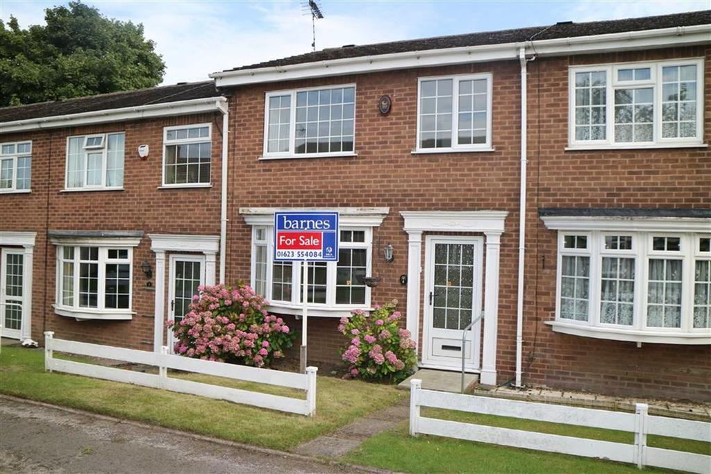 3 Bedrooms Town House for sale in Kensington Close, Sutton In Ashfield, Notts, NG17