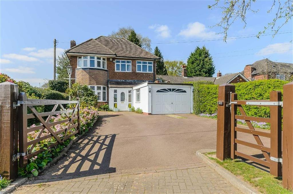 4 Bedrooms Detached House for sale in Weeford Road, Sutton Coldfield