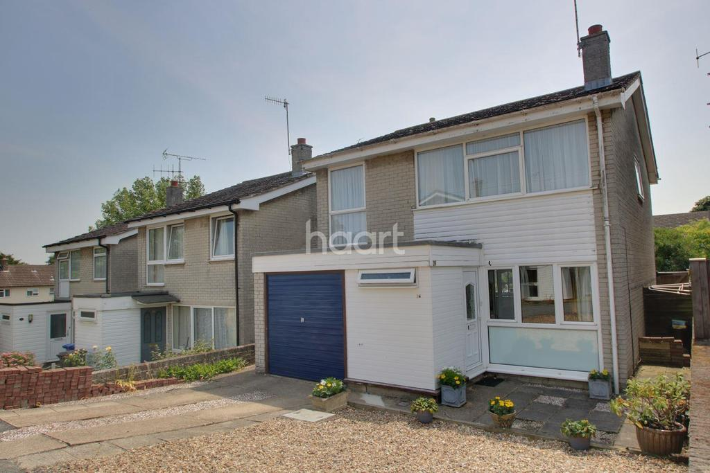 4 Bedrooms Detached House for sale in Bury Park Drive, Bury St Edmunds