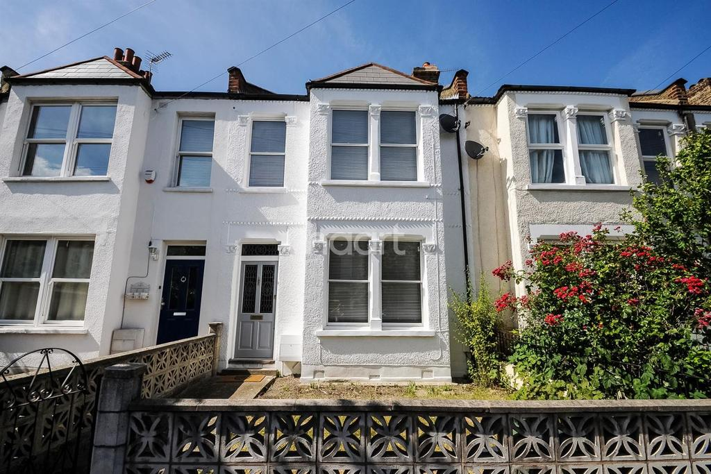 3 Bedrooms Terraced House for sale in Effra Road, Wimbledon, SW19
