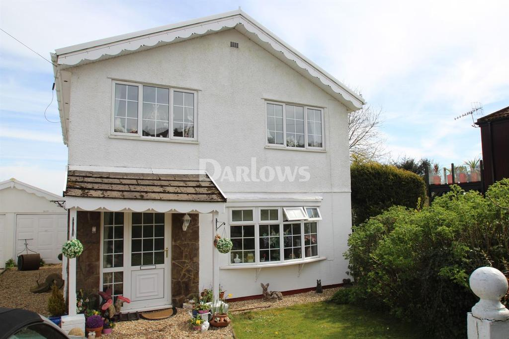 3 Bedrooms Detached House for sale in Beechwood Drive Heol Gerrig