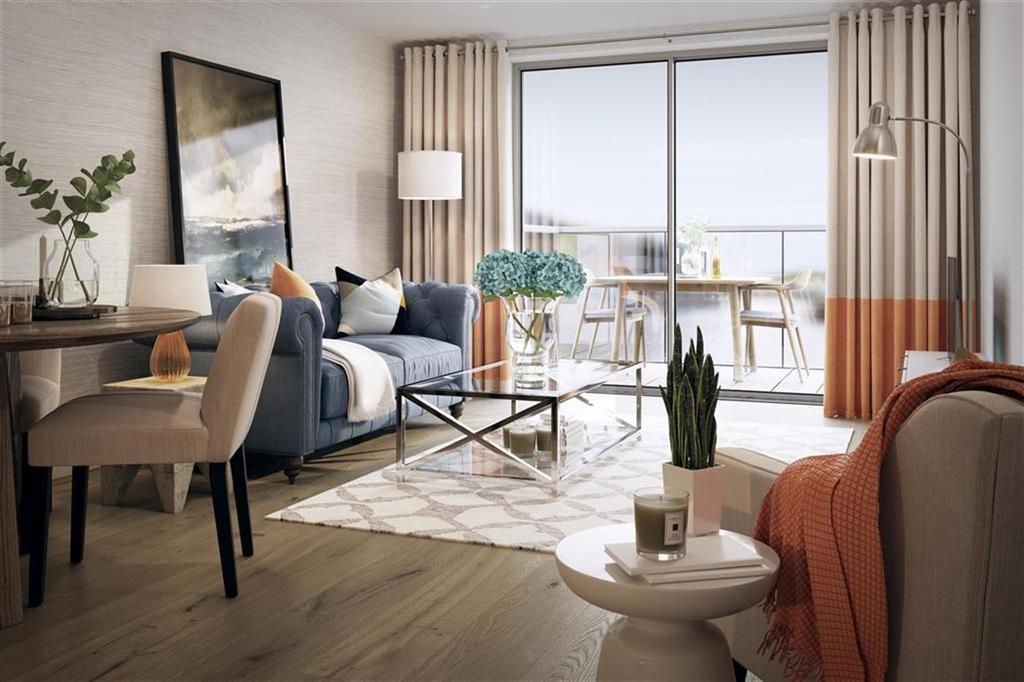 1 Bedroom Apartment Flat for sale in Provender, Gloucester Docks