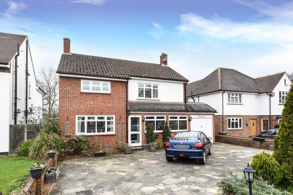 4 Bedrooms Terraced House for sale in Malmains Way, Beckenham, BR3