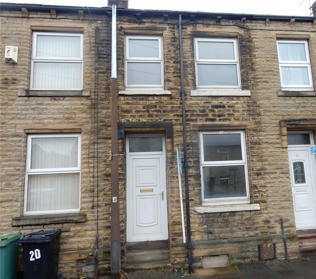 2 Bedrooms Terraced House for sale in Fieldhouse Road, Huddersfield, HD1