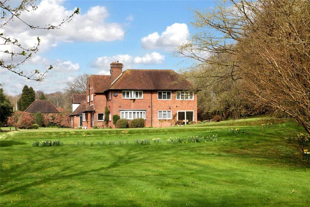 4 Bedrooms Detached House for sale in Burtons Lane, Chalfont St. Giles, Buckinghamshire, HP8