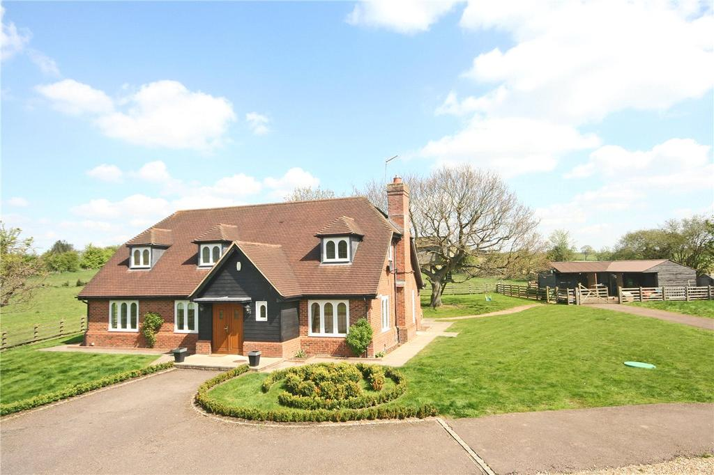 4 Bedrooms Equestrian Facility Character Property for sale in St. Albans Road, Redbourn, St. Albans, Hertfordshire