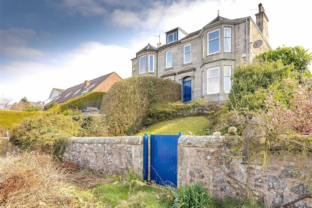 4 Bedrooms Semi Detached House for sale in Bay Road, Wormit