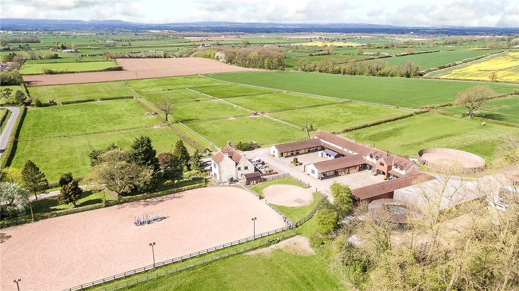 4 Bedrooms Equestrian Facility Character Property for sale in Awmack House, Thornton le Beans, Near Northallerton, North Yorkshire, DL6