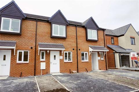 2 bedroom terraced house for sale - Langley Place, Poplar Grove, Newcastle Upon Tyne, NE6